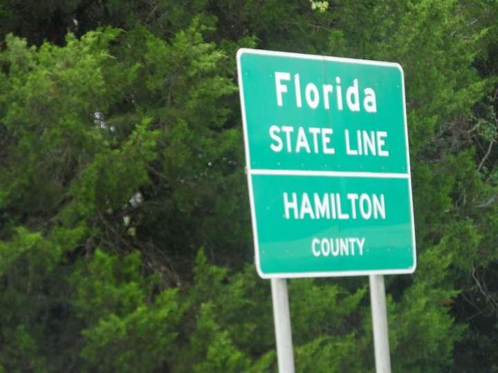 Florida Border