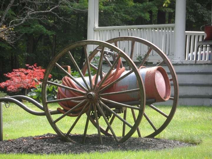 fake cannon