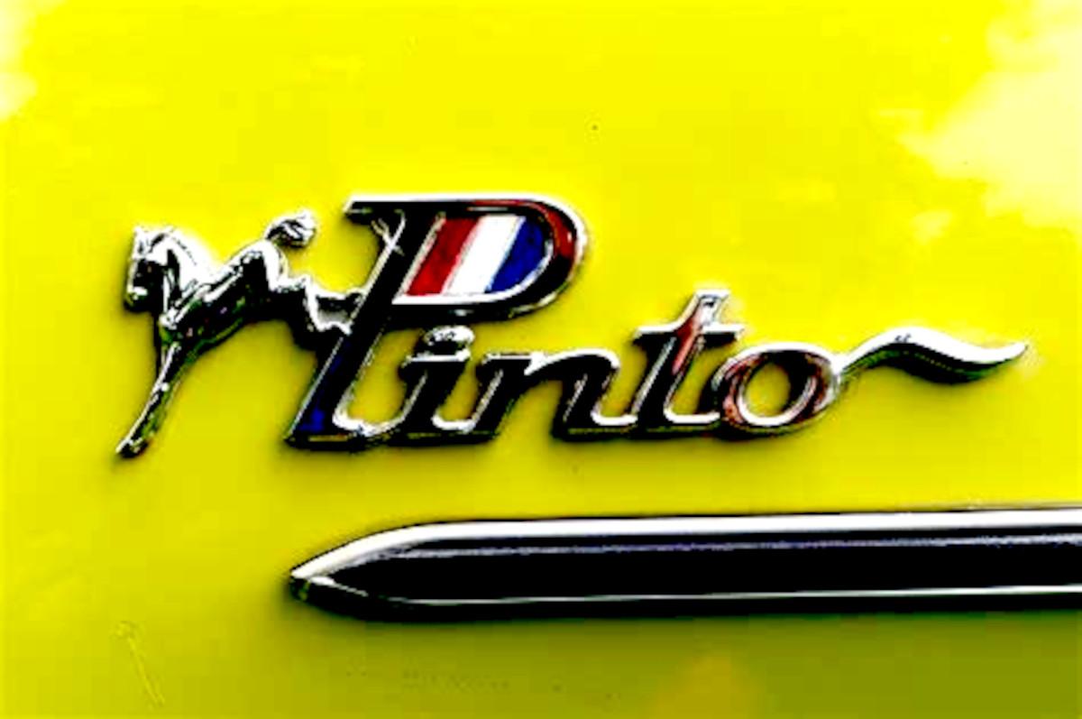 Ford Pinto Logo