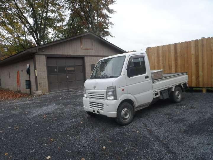 small pickup truck