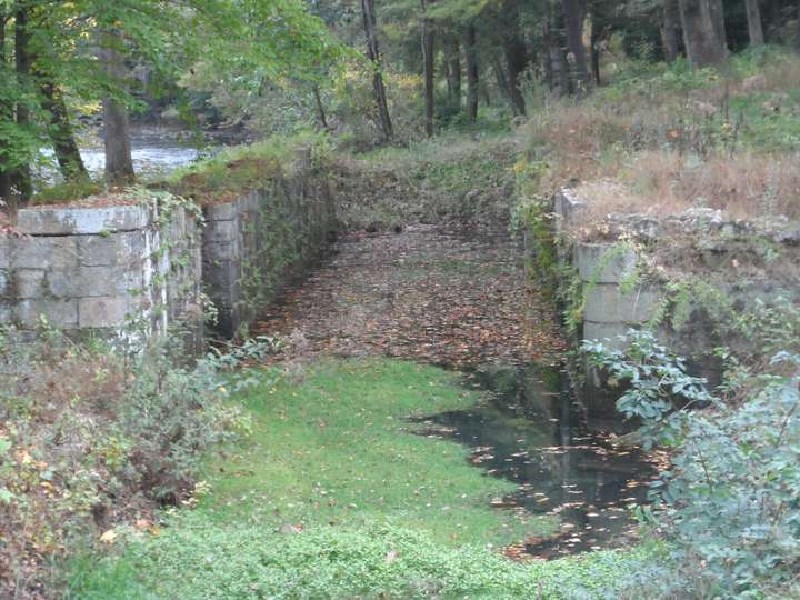 old canal